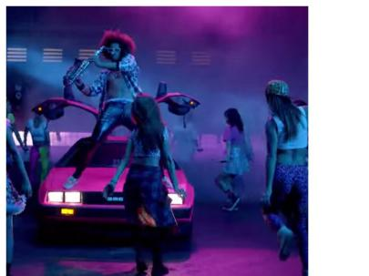 Redfoo advertainment